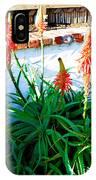 Aloe In Bloom IPhone Case