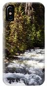 Along American River IPhone Case