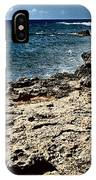 Along The Cliff IPhone Case
