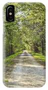 Along The Katy Trail IPhone Case