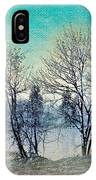 Along The Willamette IPhone Case