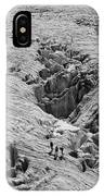 Alpinists On Glacier IPhone X Case