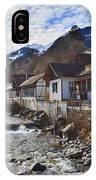 Alps Vicinity IPhone Case