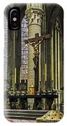 Altar Of Rouen Cathedral IPhone Case