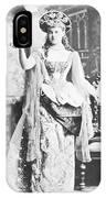 Alva Vanderbilt (1853-1933) IPhone Case