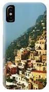 Amalfi Coast Hillside II IPhone Case