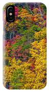 Amazing Cloudland In The Fall IPhone Case