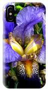 Amazing Iris IPhone Case