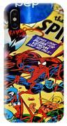 Amazing Spiderman IPhone Case