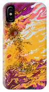 Amber Sun IPhone Case