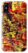 Amber Wonderland IPhone Case