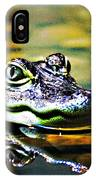 American Alligator 1 IPhone Case