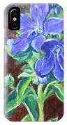 American Bellflower IPhone Case