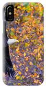 American Eagle In Autumn IPhone Case