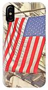 American Flag N.y.c 1 IPhone Case