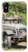 American Half Track IPhone X Case