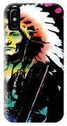 American Indian Silo IPhone Case