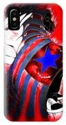 American Justice IPhone Case