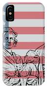 American Patriots IPhone Case