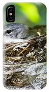 American Redstart Nest IPhone Case