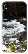American River's Levels IPhone Case