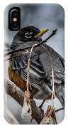 American Robin 2 IPhone Case