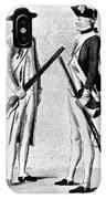 American Uniforms, 1784 IPhone Case