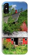 Americana In New York IPhone Case