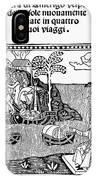 Amerigo Vespucci, 1505 IPhone Case