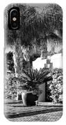 Amir Drive Bw Marrakesh Palm Springs IPhone Case