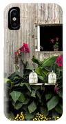 Amish Barn IPhone Case