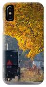 Amish Buggy Fall 2014 IPhone Case