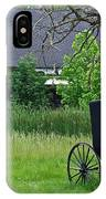 Amish Way Of Life IPhone Case