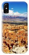 Among The Canyon IPhone Case