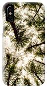 Among The Trees IPhone Case