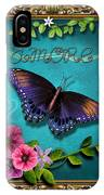 Amore - Butterfly Version IPhone Case
