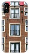 Amsterdam Architecture IPhone Case