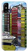Amsterdam Holland IPhone Case