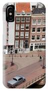 Amsterdam Houses From Above IPhone Case