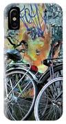 Amsterdam Icons IPhone Case