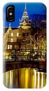 Amsterdam-rijkmuseum IPhone X Case