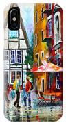 Amsterdam Street IPhone Case