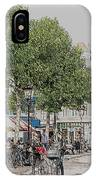 Amsterdam Streets 3 IPhone Case