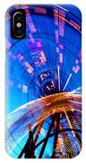 Amusement Park Rides 1 IPhone Case