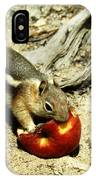 An Apple A Day IPhone Case