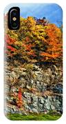 An Autumn Day Painted IPhone Case