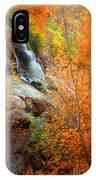 An Autumn Falls IPhone Case