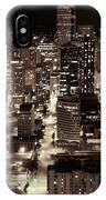 An Evening Love Affair IPhone Case