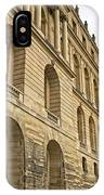 An Imposing View Of The Palace IPhone Case