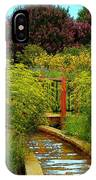 An Impressionists View IPhone Case